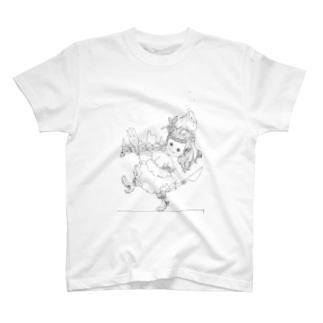 ショートケーキちゃん🍰 T-shirts