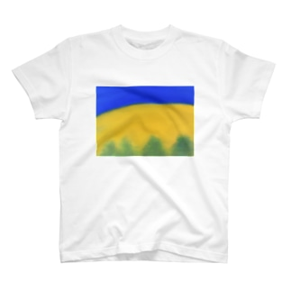 Blue night T-shirts