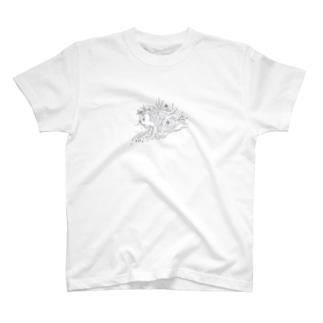 イツエ T-shirts