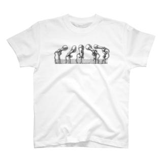 インタビュー ver. T-shirts