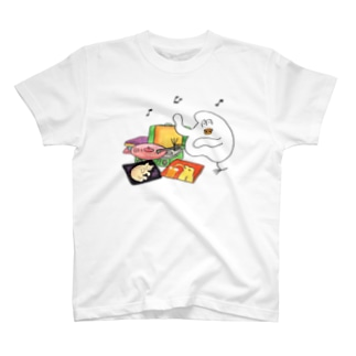 mugny shopのディスコ T-shirts