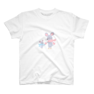 ema-emama『hold hands』 T-shirts