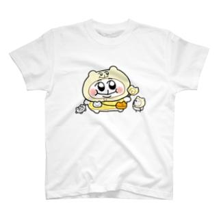 おませちみ ホクホクとなりけり T-shirts