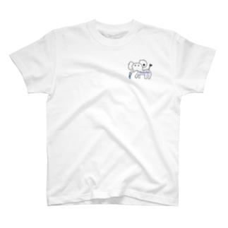 操る像 T-shirts