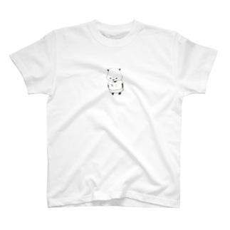 おこだよパンダ T-shirts