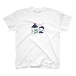 MINI BANANA ゴリラ T-shirts