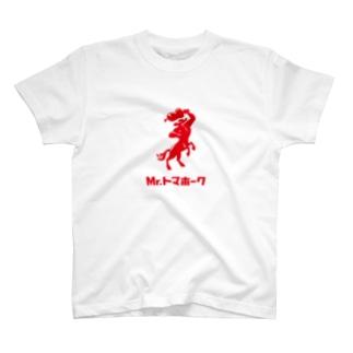 トマホークグッズ T-shirts