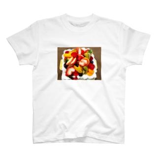 フルーツケーキ T-shirts