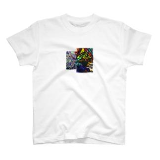 ばばバーン T-shirts