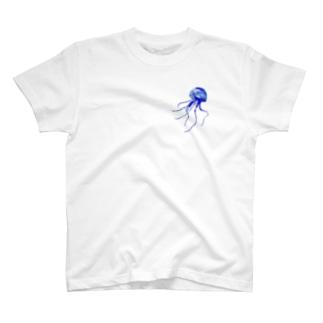 空想風鈴海月Tシャツ T-shirts