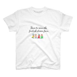 ロゴT T-shirts