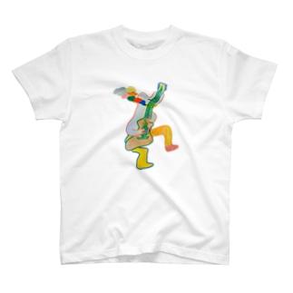 ギターラー T-shirts