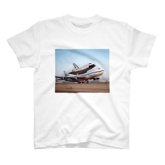 AAAstarsのジャンボ&スペースシャトル T-shirts