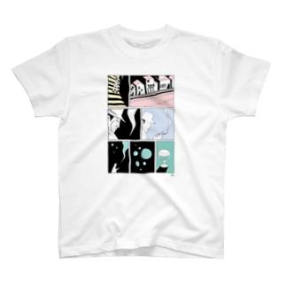 漫画「夜と義理」 T-shirts