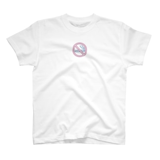 neon non-smoking T-shirts