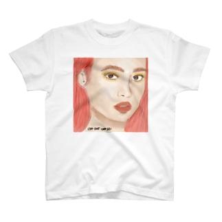 真赭色の髪の乙女 T-shirts