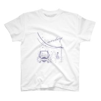 snowdrop T-shirts