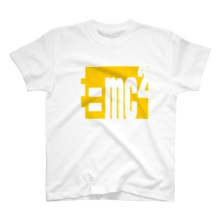 Mass–energy equivalence T-shirts