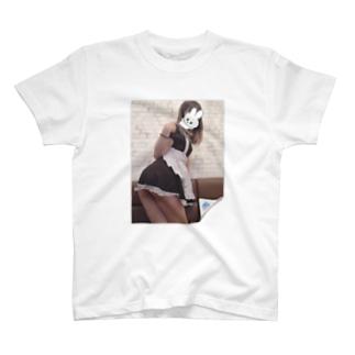 マーメイドかえで T-shirts