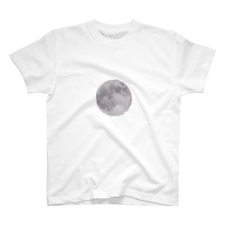 スーパームーン T-Shirt