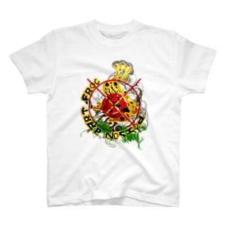 Poison_dart_frog T-shirts