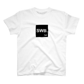 Swimming Bears.  SWB.  T-shirts