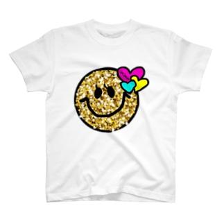 にこにこみおじるし!!! T-shirts