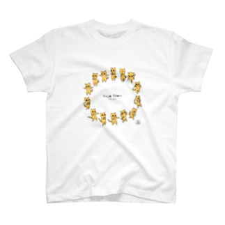 郡上おどりネコ-春駒- T-shirts