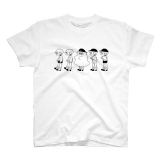 ねぐせくんTシャツ T-shirts