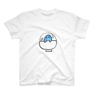 ぺんぎんごはん T-shirts