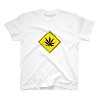 限界集落の420 T-shirts