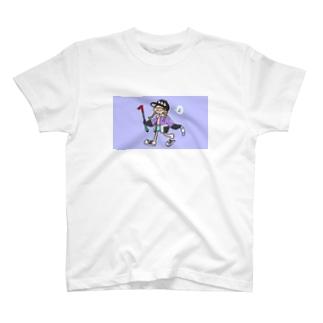 バールレディ T-shirts