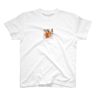 ペット グッズ オリジナル キーホルダー T-shirts