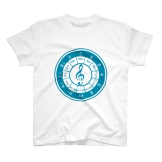 Circle_of_5th T-shirts