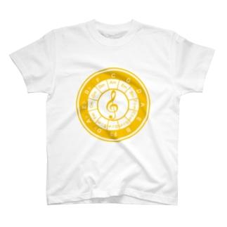 Circle_of_5th T-shirts