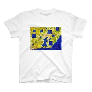 旅する丘の魔法使い T-shirts