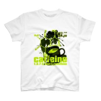 Caffeine T-shirts
