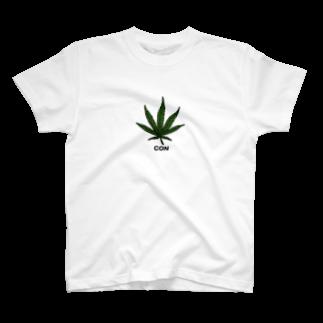 CONPOTAJU のCON_POTAJU 420 T-shirts