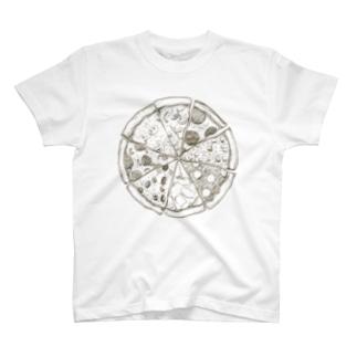 ぴぴ T-shirts