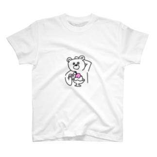 やっぱフォークじゃ無理だよね T-shirts