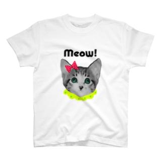 にゃんこちゃん T-shirts