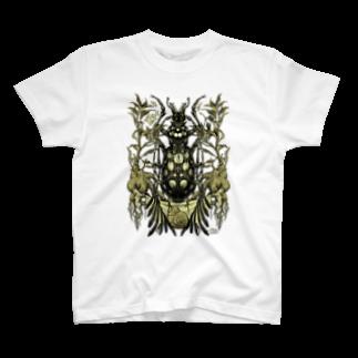 木原未沙紀のオサムシ T-shirts
