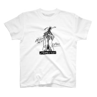 ミモザとコーヒー T-shirts