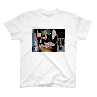 霊媒 T-shirts
