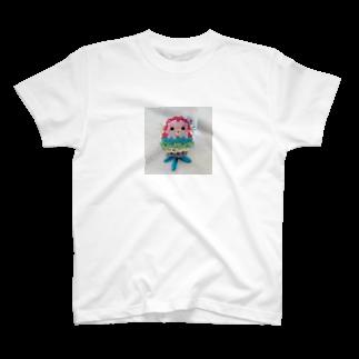 ちばのぶよの厄病退散 アマビエちゃん T-shirts