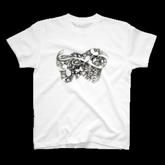 tomihana🌱のひかりのかけら T-shirts