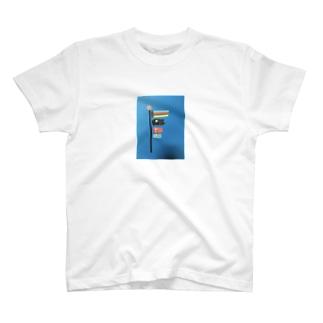 鯉のぼり T-shirts