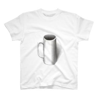 マグカップついてるよ T-shirts