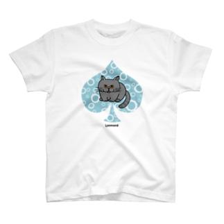 レオンspade T-shirts