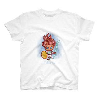alpacca-creativeのOrion(オリオン星人) T-shirts
